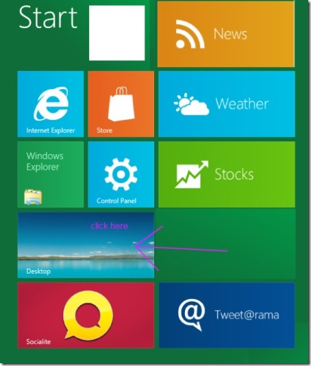 themes in windows 8