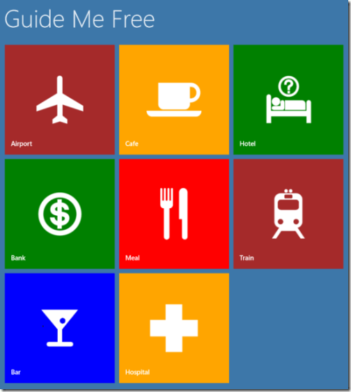 Guide-me-free-windows-8-directions-app
