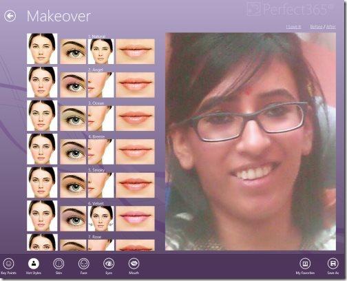 Photo Makeup apps