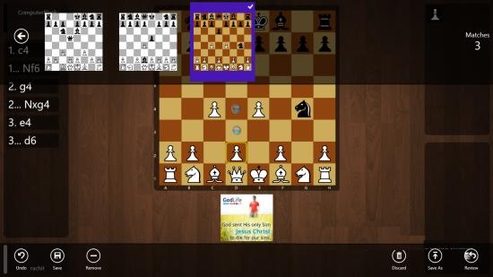 Chess Wars- Save