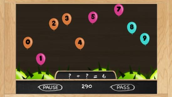MathFloat- Gameplay