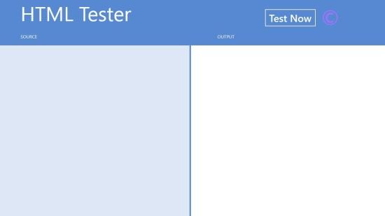 HTML Tester