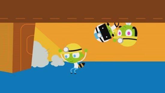PBS Kids Video Player Full Screen