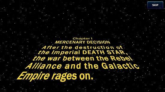 Star Wars Commander game video