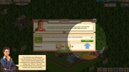 Big Business Deluxe quests