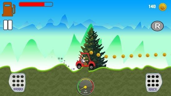 Mountain Racing HD Gameplay