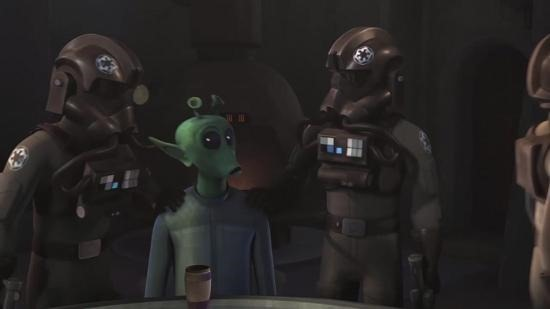 Star Wars Rebels Recon Missions game video