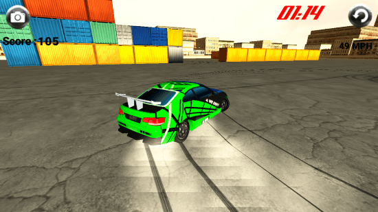 Car Racing Game for Windows 8