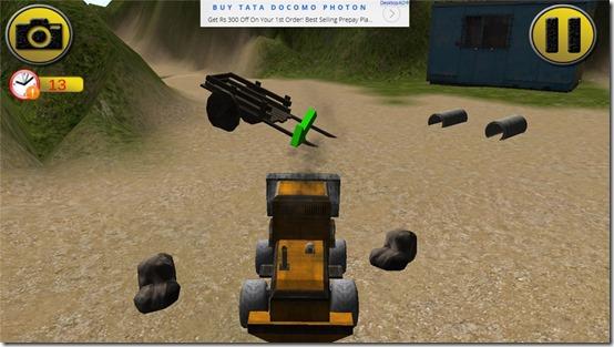 Free Simulator Game for Windows 8: Bulldozer Extreme Simulator 3D